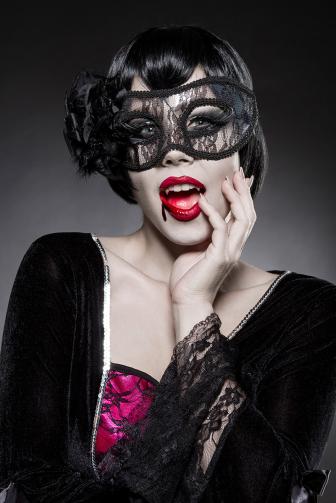 Vampirkostüm: Gothic Vampire