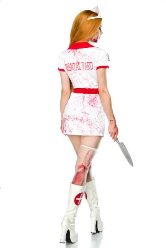 Zombiekostüm: Zombie Nurse