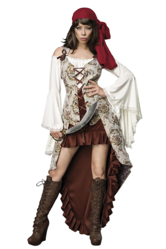 Piratenbrautkostüm: Pirate Bride