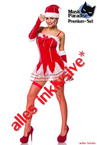 Weihnachtskostüm: Christmas Elf