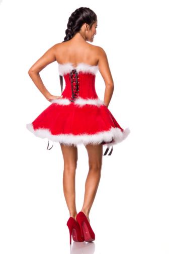 Weihnachtskostüm: Miss Santa