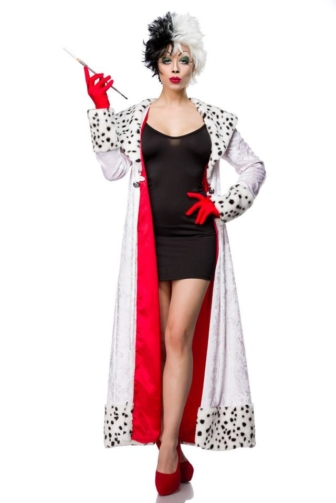 Evil Dalmatian Lady