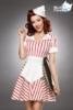 Retro Kellnerin: Diner Waitress