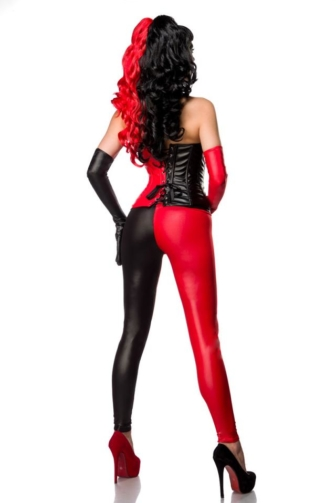 Harlekinkostüm: Bad Harlequin
