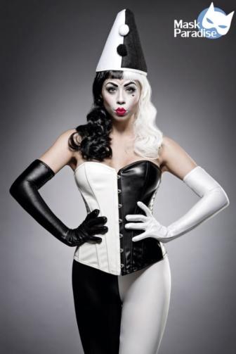 Harlekinkostüm: Classic Harlequin