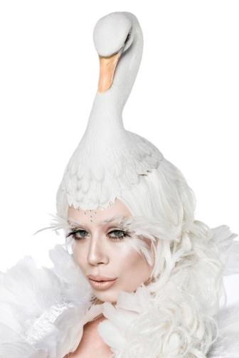 Schwanenkostüm: White Swan
