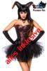 Kostümset Devil Lady